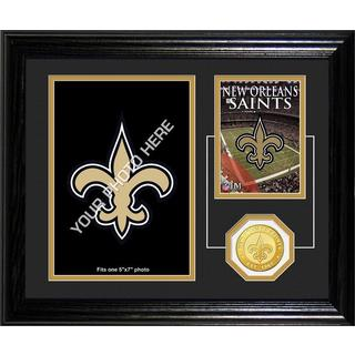 New Orleans Saints Framed Memories Desktop Photo