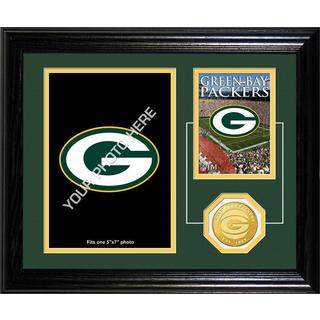 Green Bay Packers Framed Memories Desktop Photo