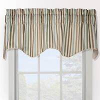 Ellis Curtain Line Up Duchess Filler Valance - 50 x 16