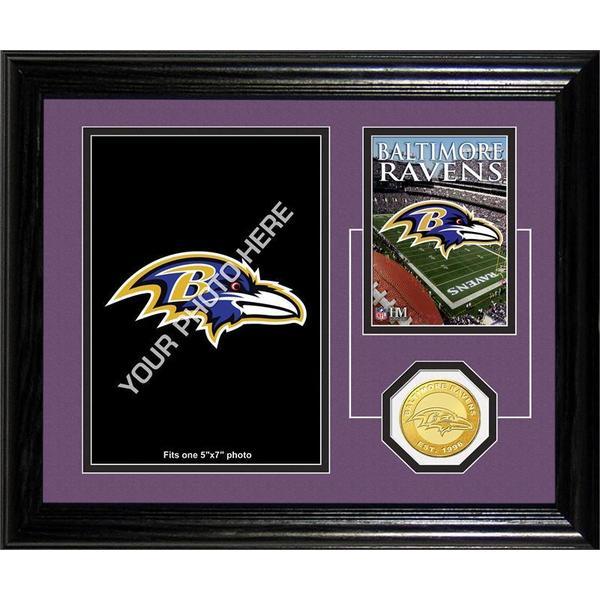 Baltimore Ravens Framed Memories Desktop Photo