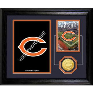 Chicago Bears Framed Memories Desktop Photo