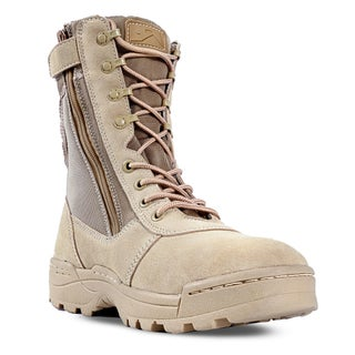 Ridge Outdoors Dura-Max Men's Side-zip Desert Boots (More options available)