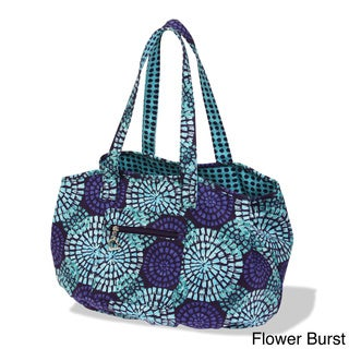 Gigi Hill 'The Abby' Reversible Canvas Tote Bag