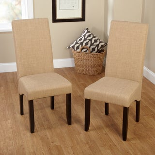 Simple Living Layla Parson Chairs (Set of 2)
