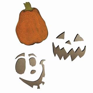 Sizzix Halloween 9-piece Die Value Kit