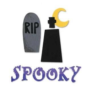 Sizzix Graveyard/ Spooky Die Value Kit