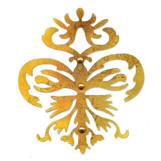 Sizzix Sizzlits Ornamental Crest Die