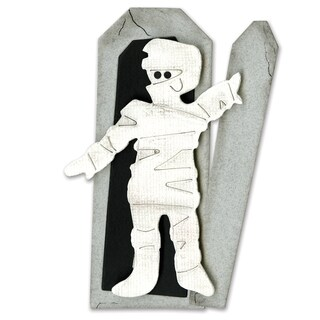 Sizzix Bigz Mummy/ Tomb Die