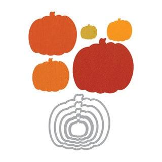 Sizzix Framelits Pumpkin Die Set (5 Pack)