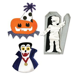 Sizzix Halloween Die Value Kit (3 Pack)