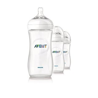 Philips AVENT Natural PP 11-ounce Bottles (Pack of 3)