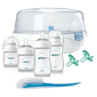 Philips AVENT Natural PP Bottle Essentials Gift Set