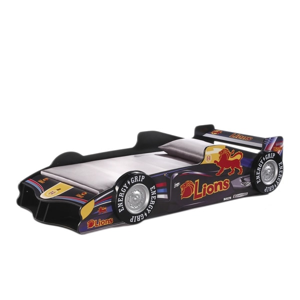 Shop Oeko Tomato Kidz F1 Racing Lion Sport Car Bed Free Shipping