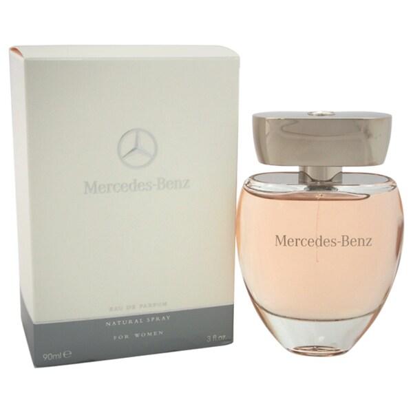 shop mercedes benz women 39 s 3 ounce eau de parfum spray. Black Bedroom Furniture Sets. Home Design Ideas