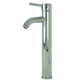Fontaine Ultime Chrome European Vessel Sink Faucet