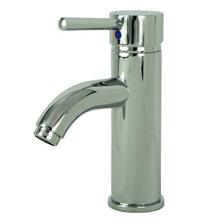 Fontaine Ultime Chrome European Single Post Bathroom Faucet