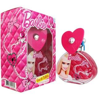 Barbie Fabulous by Matel 3.4-ounce Eau de Toilette Spray Women's
