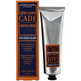 L'Occitane Cade Men's 5.2-ounce Shave Cream