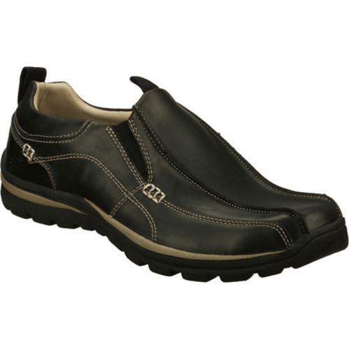 Men's Skechers Relaxed Fit Superior Haute Black