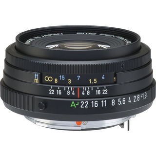 Pentax SMC FA 43mm f/1.9 Limited Series Autofocus Standard Lens
