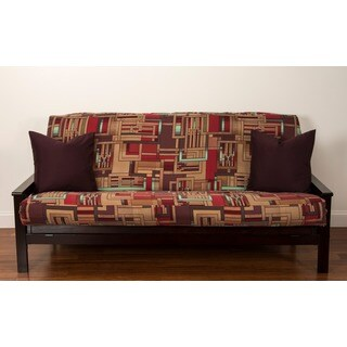 Mission Statement Print Futon Cover