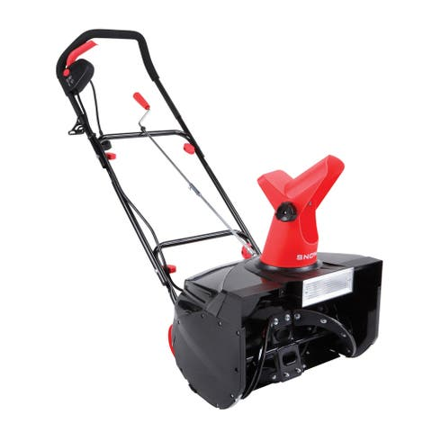 Snow Joe 18-In 13.5 Amp Electric Single Stage Snow Thrower