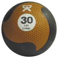 Cando Firm 30-pound 11-inch Diameter Medicine Ball