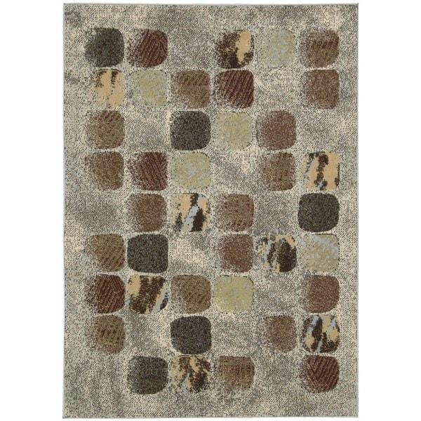 Charcoal Wool Rug