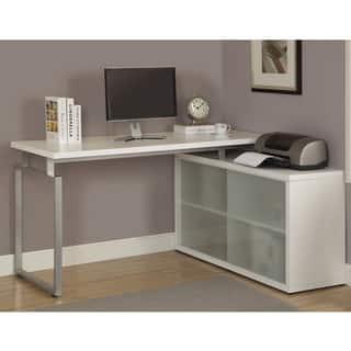 L-Shaped Desks For Less | Overstock.com