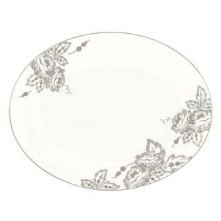 Lenox Floral Waltz 13-inch Oval Platter