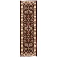 Nourison Modesto Brown Runner Rug - 2'2 x 7'3