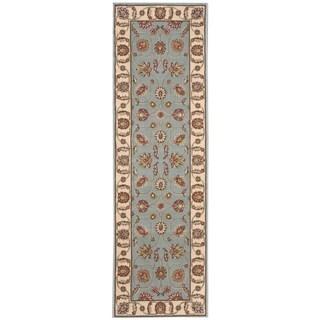 Nourison Modesto Blue Runner Rug (2'2 x 7'3)