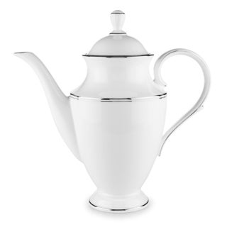Lenox Federal Platinum Coffee Pot
