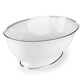 Lenox Federa Platinum Open Vegetable Bowl