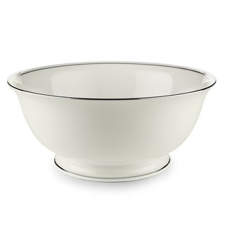 Lenox Federal Platinum Serving Bowl