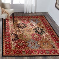 Nourison Modesto Multicolor Traditional Area Rug - 7'10 x 10'6