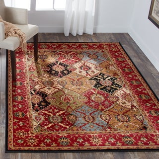 Nourison Modesto Multicolor Traditional Area Rug (7'10 x 10'6)