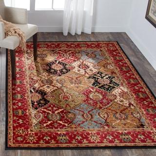 Attractive Nourison Modesto Multicolor Traditional Area Rug (7u002710 X ...