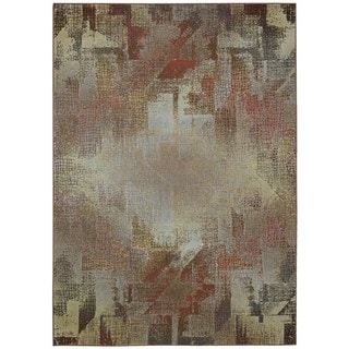 Nourison Modesto Multicolor Rug (3'11 x 5'3)