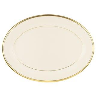 Lenox Eternal 16-inch Oval Platter