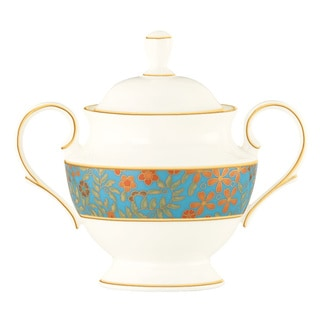 Lenox Gilded Tapestry Sugar Bowl
