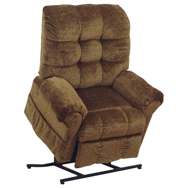 Incredible Catnapper Omni Havanna Power Lift Full Lay Out Chaise Recliner With Heavy Duty Capacity Ibusinesslaw Wood Chair Design Ideas Ibusinesslaworg