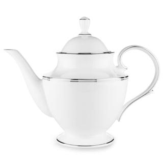 Lenox Federal Platinum Teapot