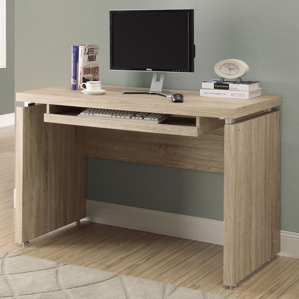 Natural Reclaimed Look Computer Desk
