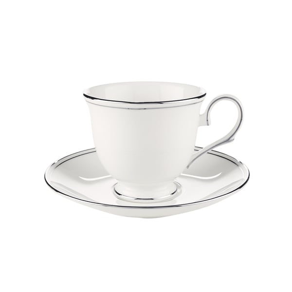 Shop Lenox Federal Platinum Tea Cup - Free Shipping On Orders Over ...