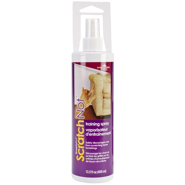 SmartyKat ScratchNot Deterrent Training Spray 13.5 Ounces