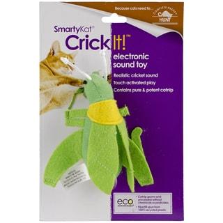 SmartyKat CrickIt! Electronic Bug Sound Toy