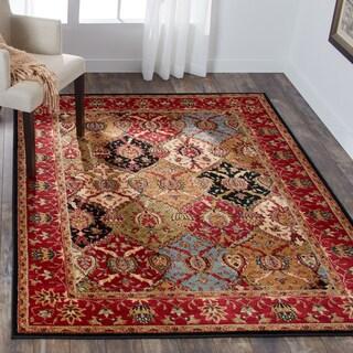 Nourison Modesto Multicolor Traditional Area Rug 3'11 x 5'3 Deals