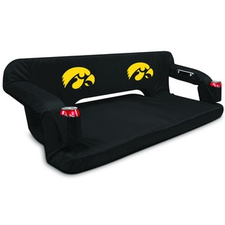 Picnic TIme University of Iowa Hawkeyes Reflex Travel Couch