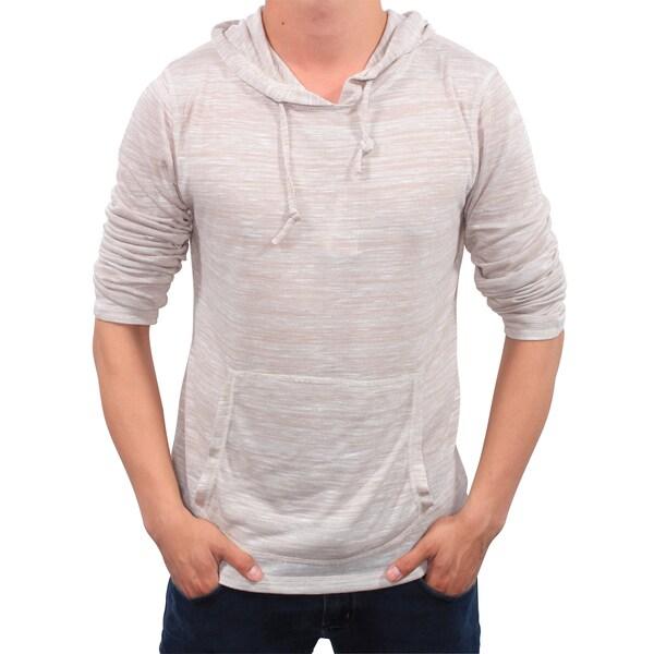 Something Strong Men's Kangaroo Pocket Hooded Top